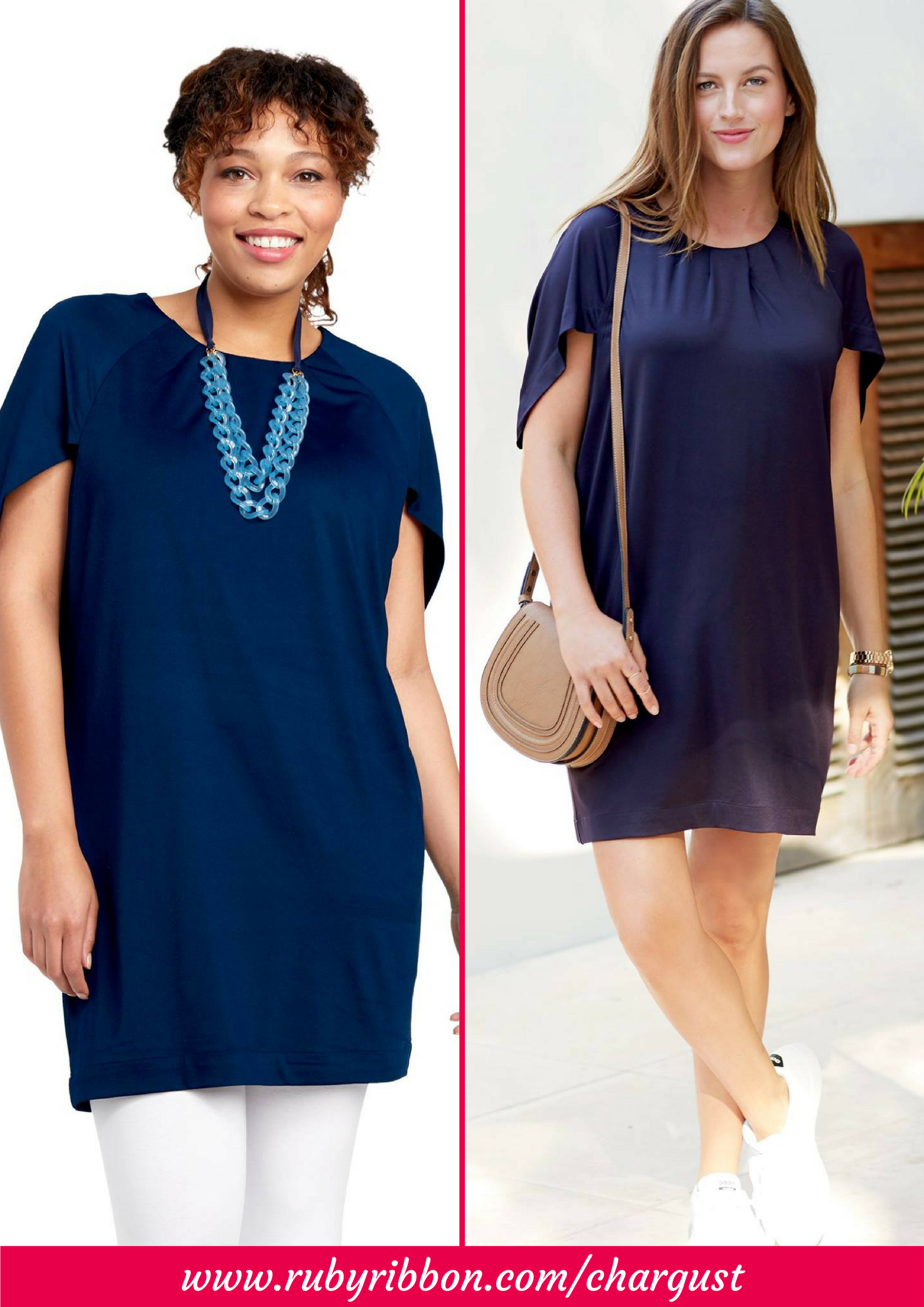 tunic dress twice